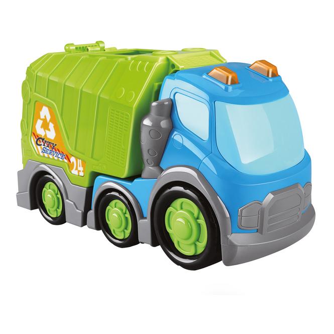 Besttoy - City-Team - Müllwagen
