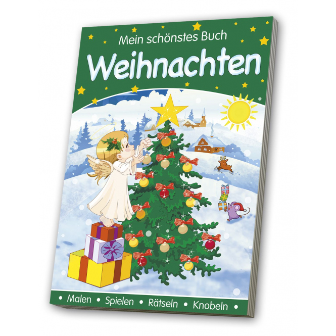 Mein schönstes Buch - Weihnachten