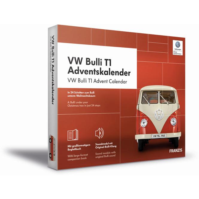 Adventskalender VW Bulli T1