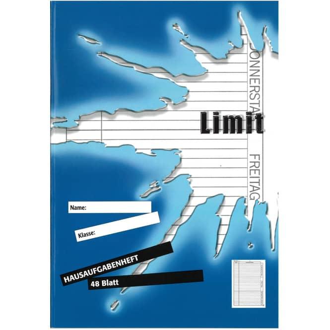Hausaufgabenheft A5 - 48 Blatt
