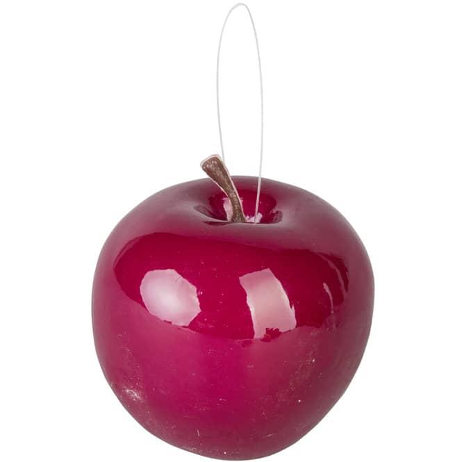 Deko-Apfel - Ø = 6,5 cm