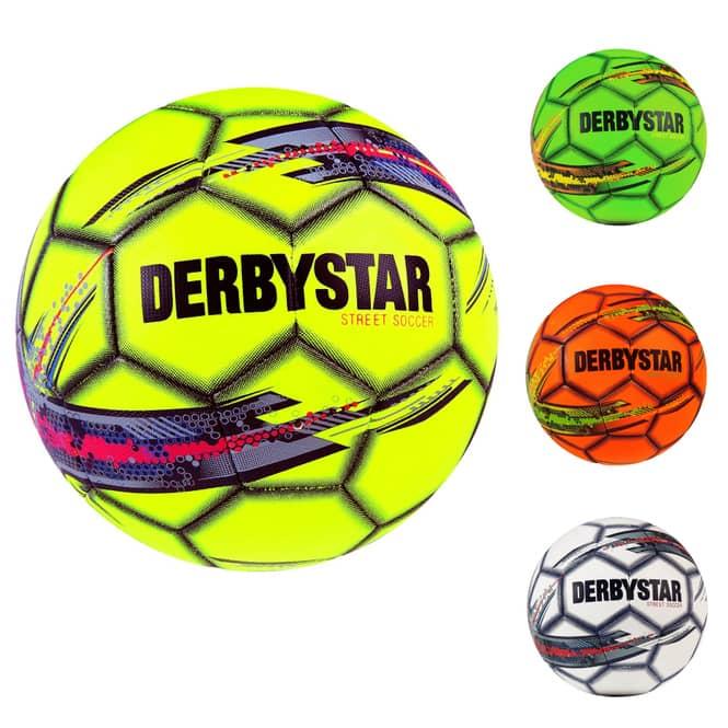 Fußball - Derbystar Street Soccer - Größe 5 - verschiedene Größen