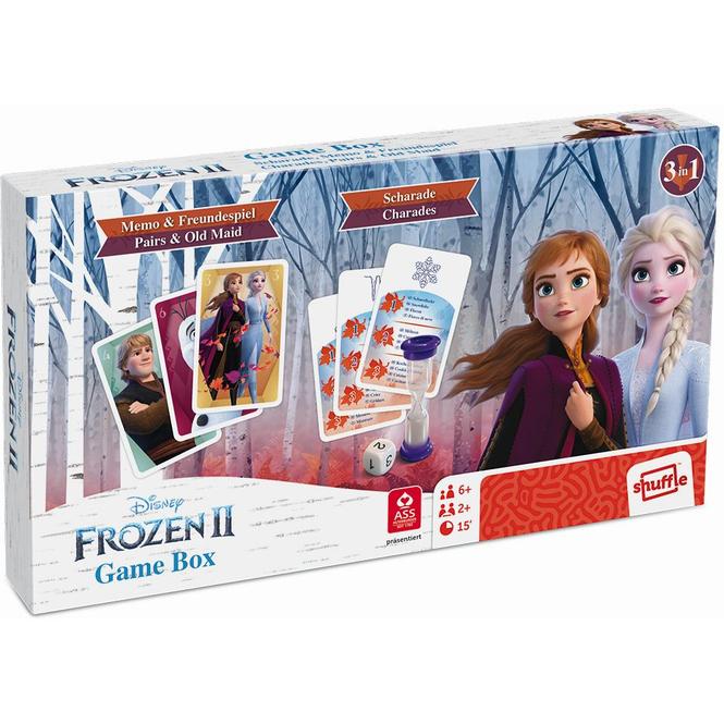 Die Eiskönigin 2 - Spielebox - 3 in 1