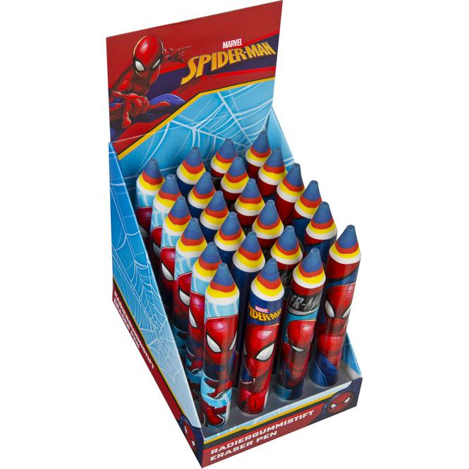Spiderman - Radiergummistift Serie 1 - 1 Stück