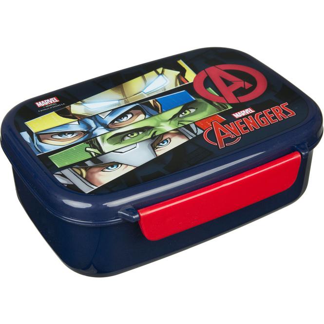 Avengers - Scooli Brotdose - mit Einsatz