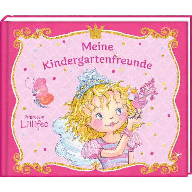 Prinzessin Lillifee - Meine Kindergartenfreunde