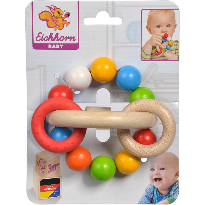Eichhorn Greifling 3D - Kugeln und Ringe