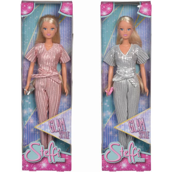Steffi Love - Glam Style - Puppe mit Mode