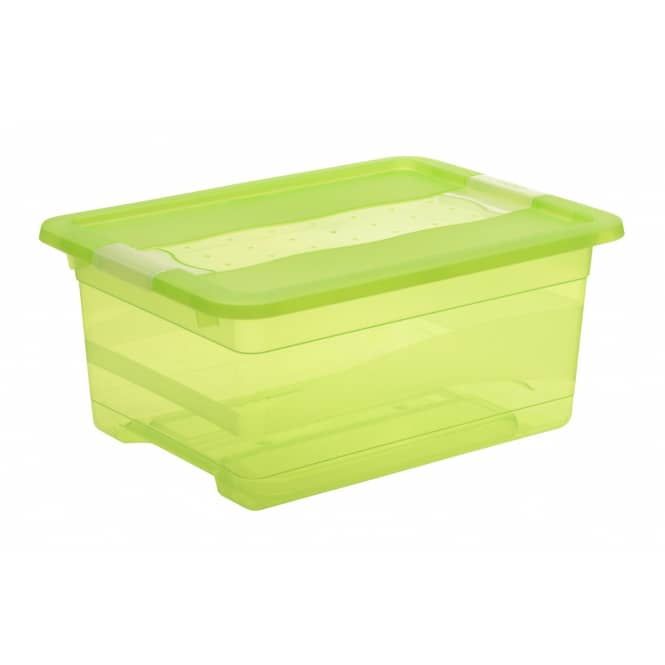 Kristallbox - grün - 12L