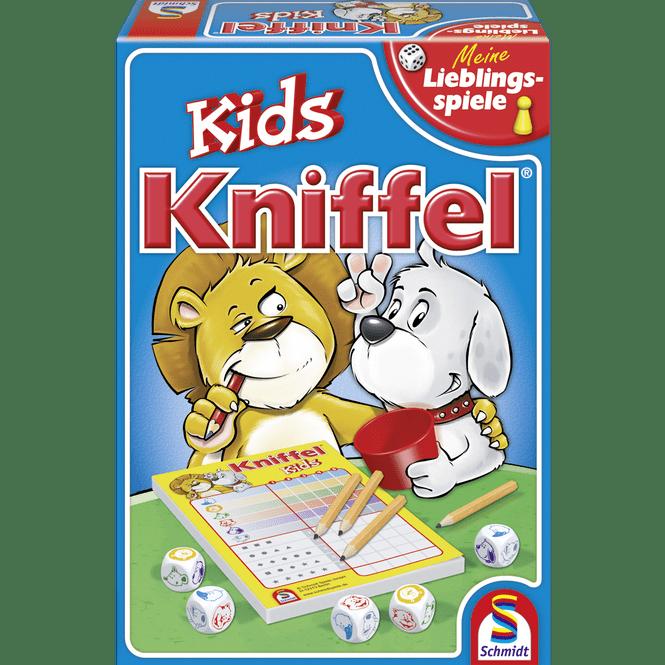 Kniffel Kids Schmidt Spiele
