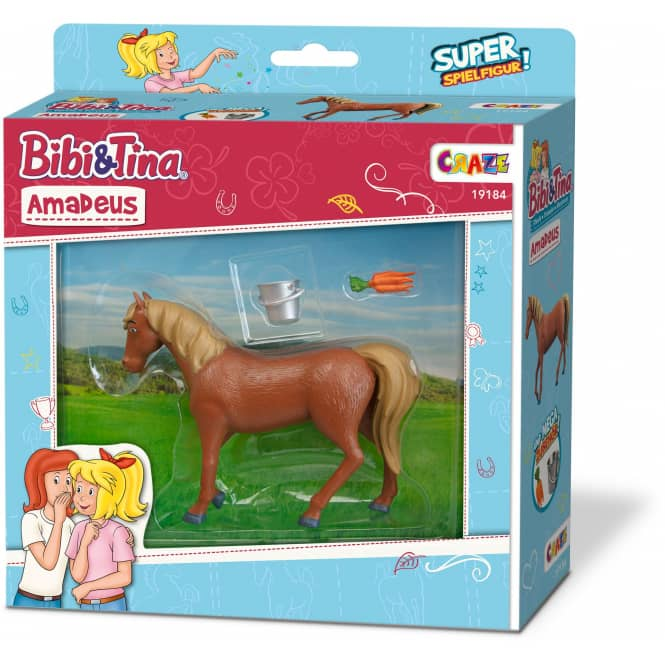 Bibi & Tina - Einzelpack - Amadeus