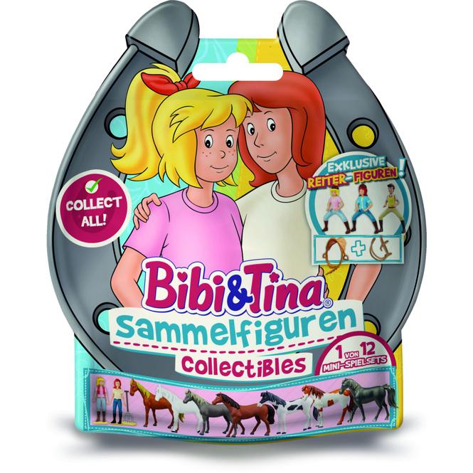 Bibi & Tina - Sammelfiguren - 1 Spielset