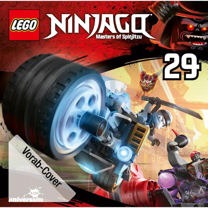 LEGO® NINJAGO® - Hörspiel CD - Folge 29 - Das Jahr der Schlangen