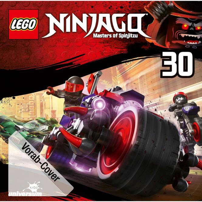 LEGO® NINJAGO® - Hörspiel CD - Folge 30 - Das Jahr der Schlangen