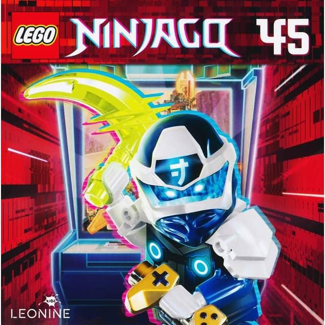 LEGO® NINJAGO® - Hörspiel CD - Folge 45 - Das Jahr der Schlangen