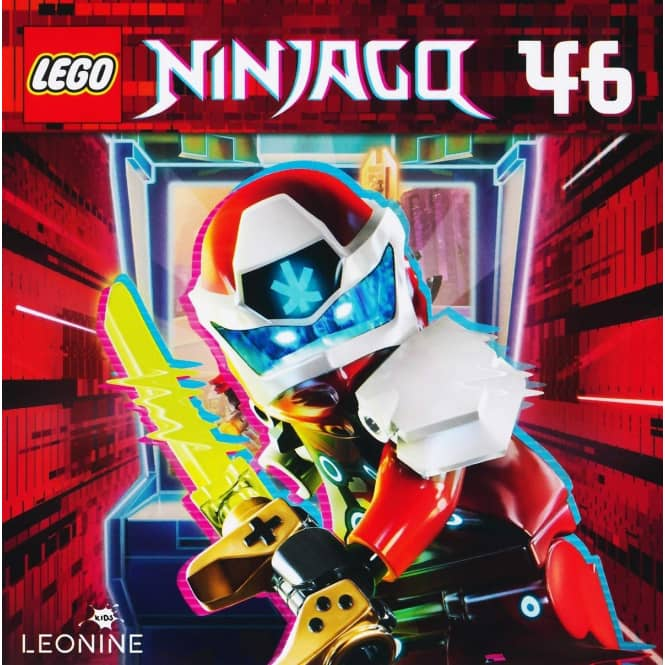 LEGO® NINJAGO® - Hörspiel CD - Folge 46 - Das Jahr der Schlangen