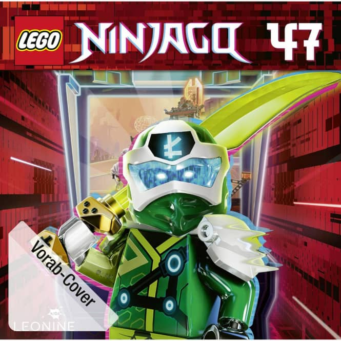LEGO® NINJAGO® - Hörspiel CD - Folge 47 - Das Jahr der Schlangen