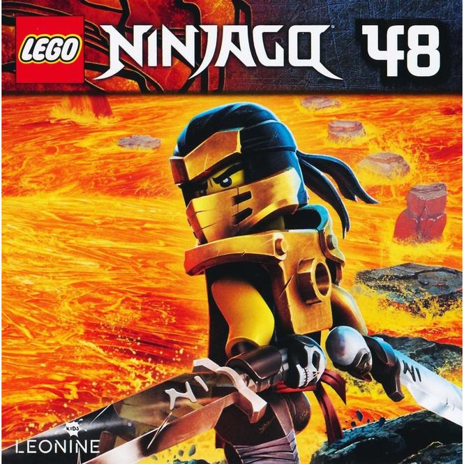 LEGO® NINJAGO® - Hörspiel CD - Folge 48 - Das Jahr der Schlangen