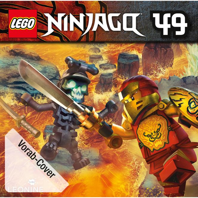 LEGO® NINJAGO® - Hörspiel CD - Folge 49 - Das Jahr der Schlangen