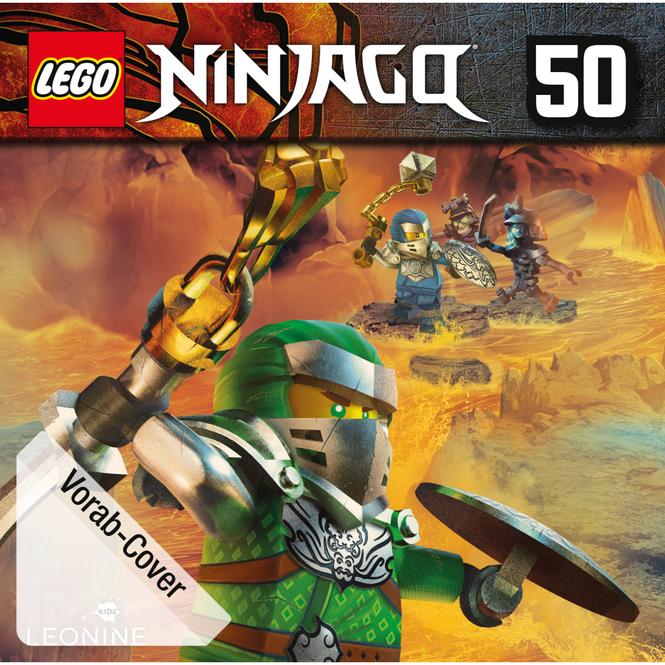 LEGO® NINJAGO® - Hörspiel CD - Folge 50 - Das Jahr der Schlangen