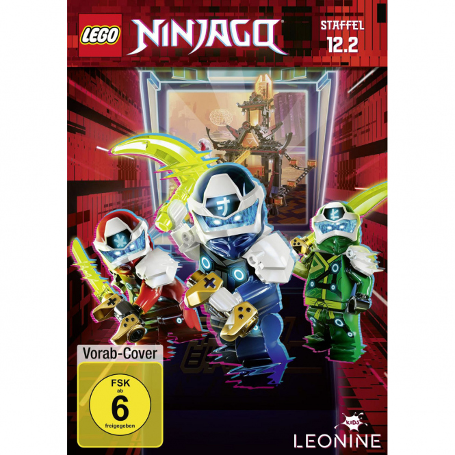 LEGO® NINJAGO® - DVD - Staffel 12.2
