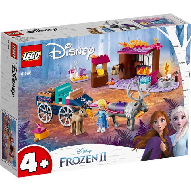 LEGO® Disney 41166 - Elsa und die Rentierkutsche - Die Eiskönigin 2
