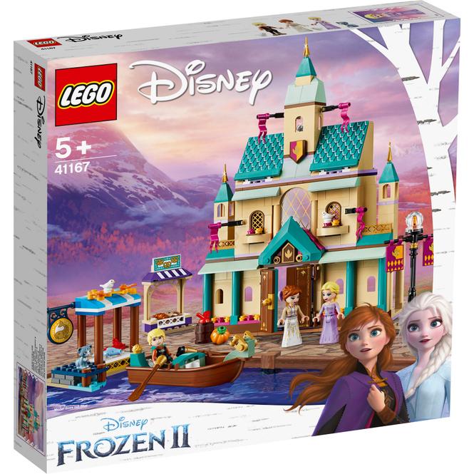 LEGO® Disney 41167 - Schloss Arendelle - Die Eiskönigin 2
