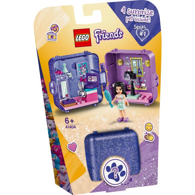 LEGO® Friends 41404 - Emmas magischer Würfel - Fotografin