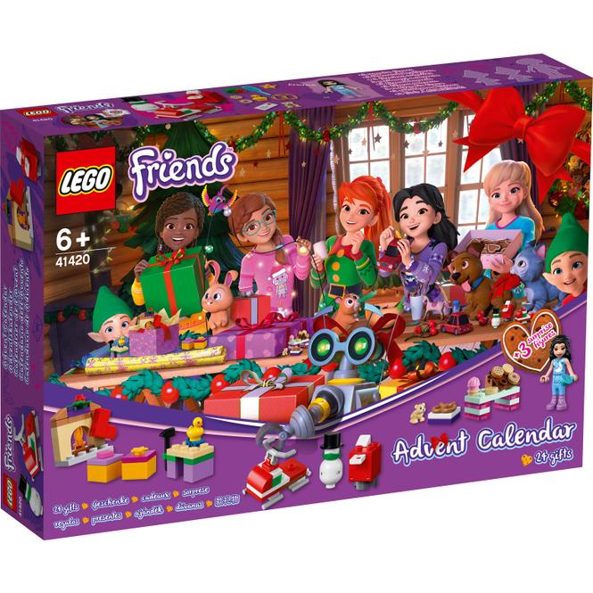 LEGO® Friends 41420 - LEGO® Friends Adventskalender