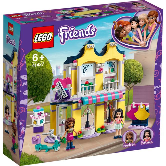 LEGO® Friends 41427 - Emmas Mode-Geschäft