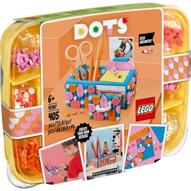 LEGO® DOTS 41907 - Stiftehalter mit Schublade