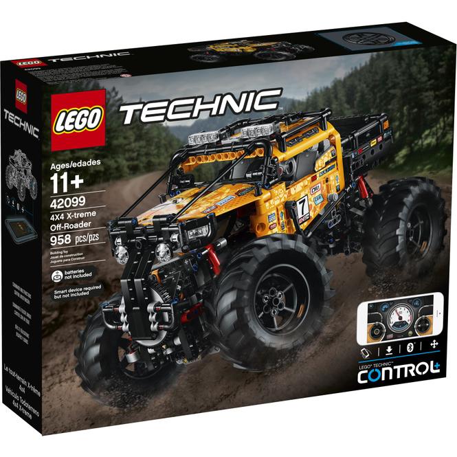 LEGO® Technic - Allrad Xtreme-Geländewagen