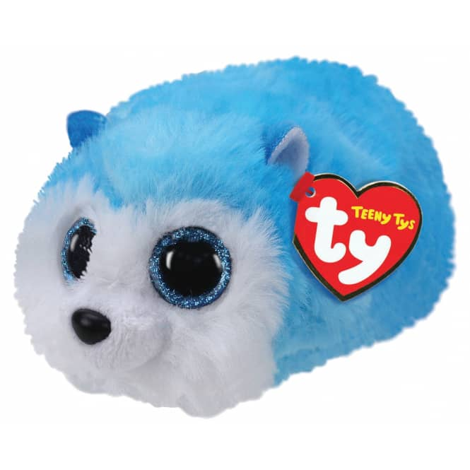 Teeny Ty - Husky - Slush - 10 cm