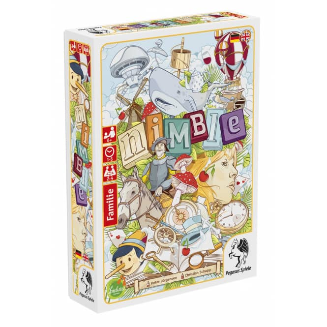 Nimble - Edition Spielwiese