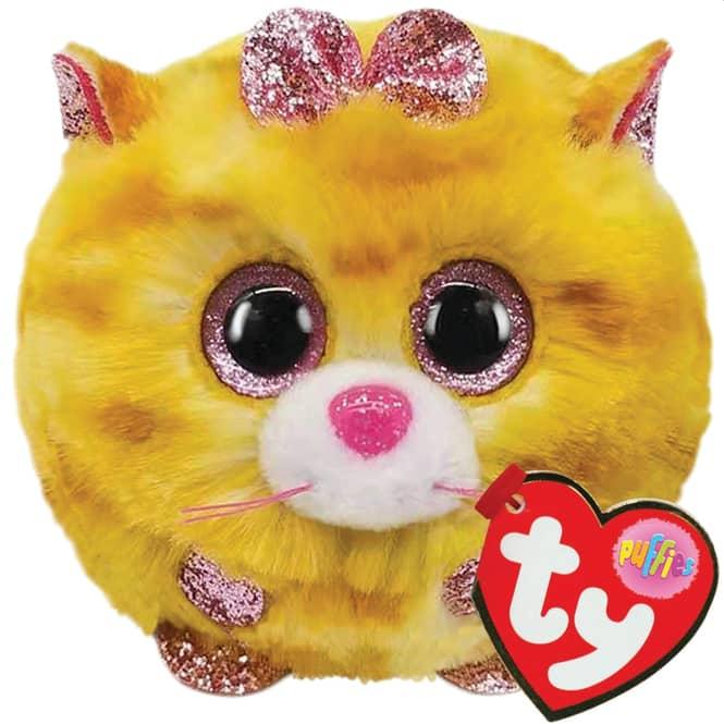 Ty Puffies - Katze Tabitha - 7 cm