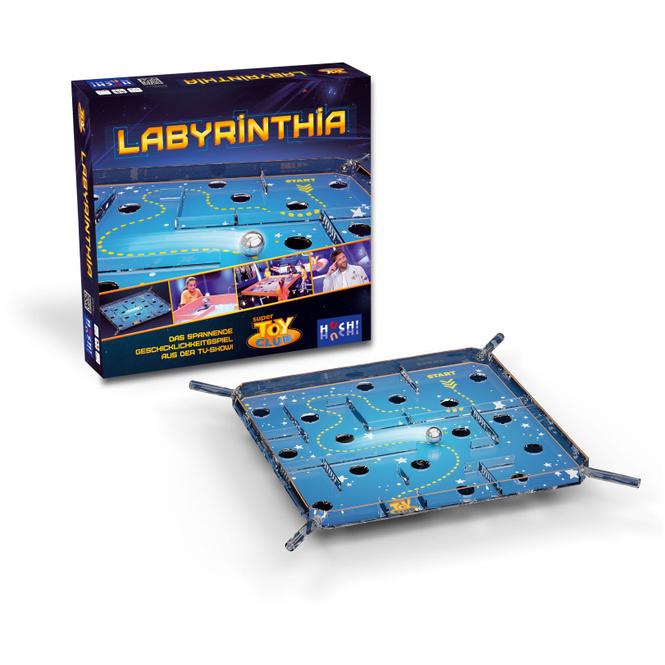Super Toy Club - Labyrinthia - HUCH!
