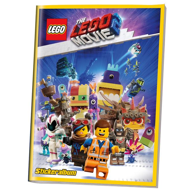 LEGO - The Movie 2 - Sammelalbum