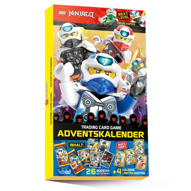 Lego Ninjago - Adventskalender 2020