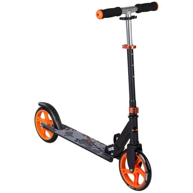 Alu Scooter Muuwmi 200 - schwarz/orange