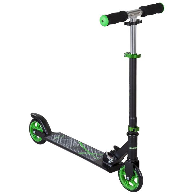 Alu Scooter Muuwmi 125 - schwarz/grün