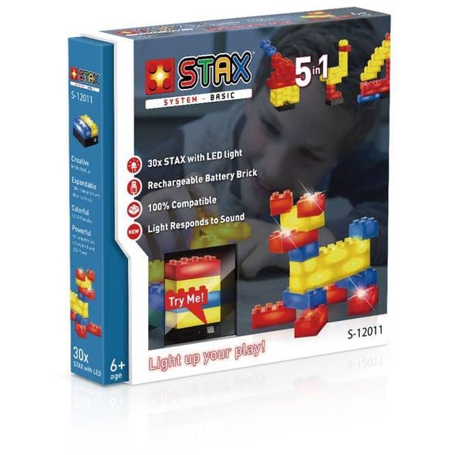 Bausteinset mit Licht und Sound - Basic 5-in-1