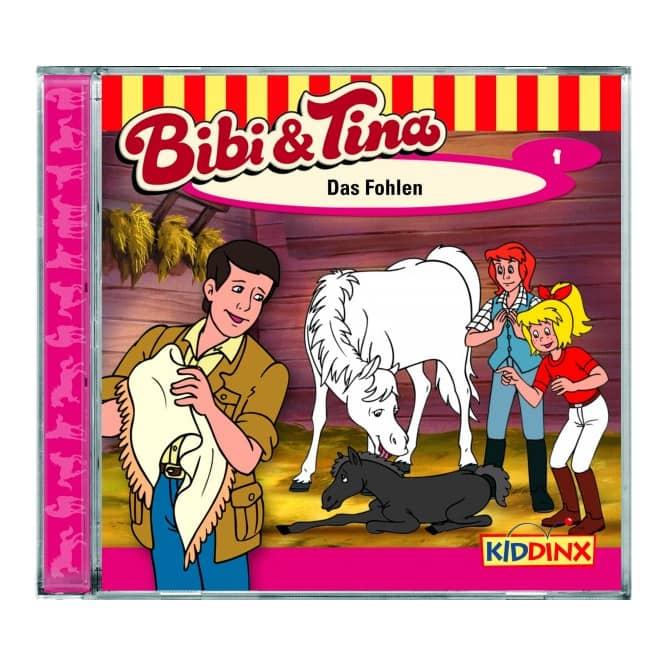 Bibi und Tina - Hörspiel CD - Folge 1 - Das Fohlen