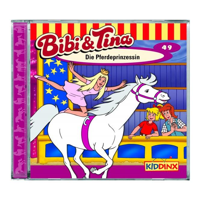 Bibi und Tina - Hörspiel CD - Folge 49 - Die Pferdeprinzessin