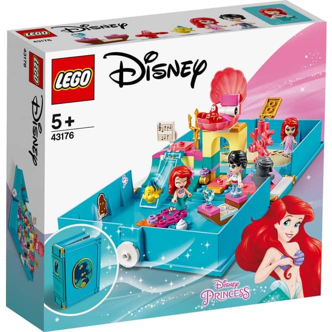 LEGO® Disney Princess™ 43176 - Arielles Märchenbuch