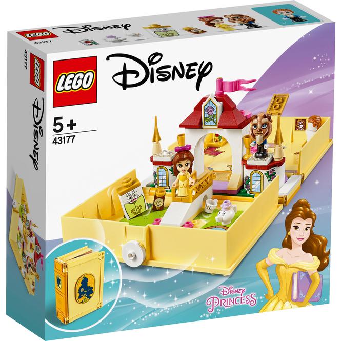 LEGO® Disney Princess™ 43177 - Belles Märchenbuch