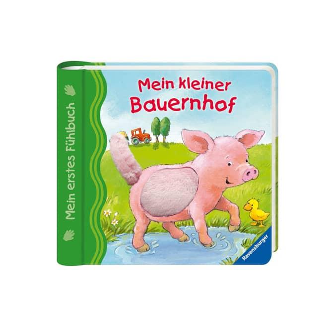 Fühlbuch - Mein kleiner Bauernhof