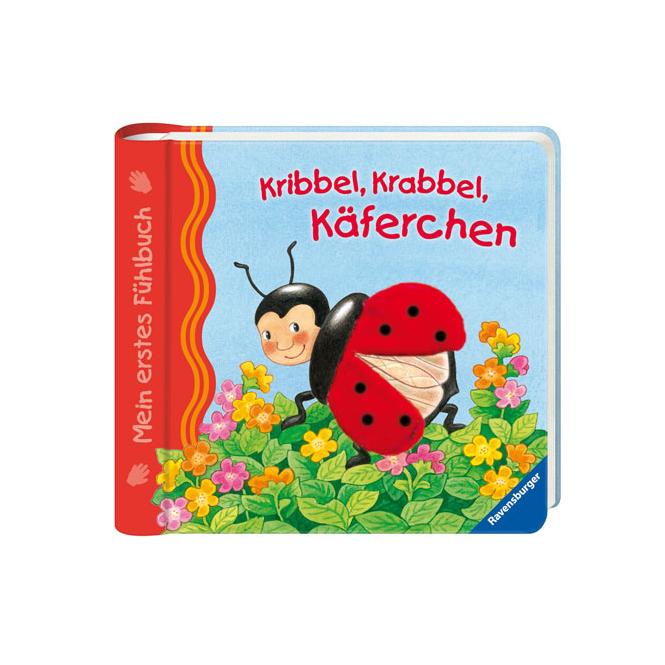Fühlbuch Kribbel Krabbel Käferchen
