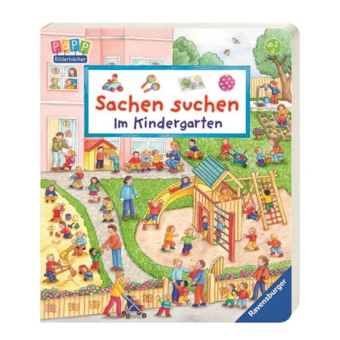 Sachen suchen im Kindergarten - Ravensburger