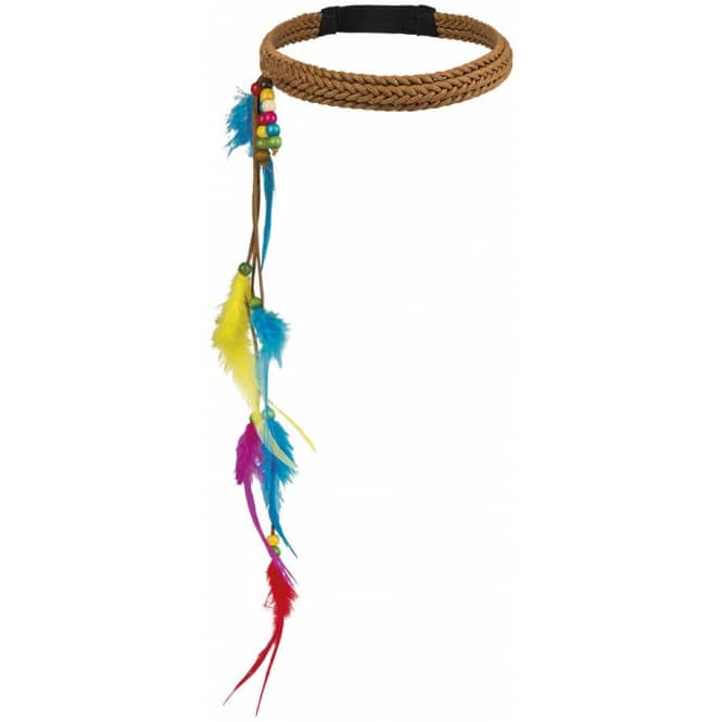 Stirnband - Hippie - für Erwachsene