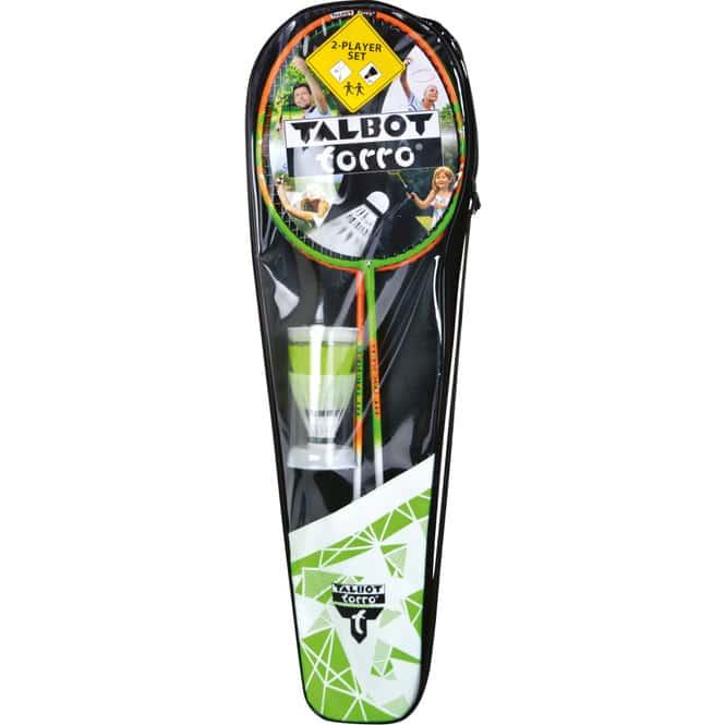 Badminton Set - 2 Attacker - Talbot Torro